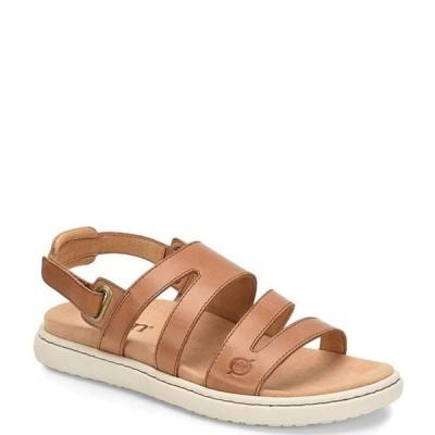 ボーン レディース サンダル シューズ Dhyr Strappy Leather Sandals