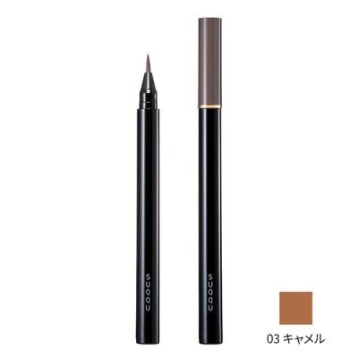国内正規品 スック フレーミング アイブロウ リキッド ペン 03 キャメル 0.6mL SUQQU