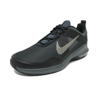 スニーカー ナイキ NIKE エアマックスアルファトレーナー2 ブラック/アンスラサイト メンズ シューズ 靴 19FA