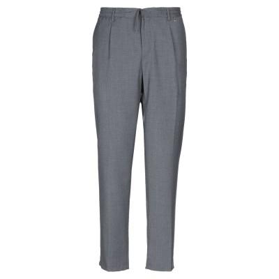 パオローニ PAOLONI パンツ 鉛色 56 バージンウール 100% パンツ