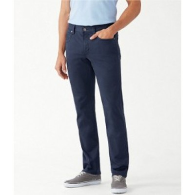 トッミーバハマ メンズ カジュアルパンツ ボトムス Big & Tall Boracay 5-Pocket Chino Pants Maritime