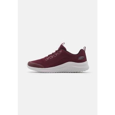 スケッチャーズ メンズ 靴 シューズ ULTRA FLEX 2.0 KELMER - Trainers - burgundy