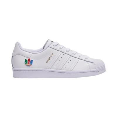 (取寄)アディダス オリジナルス レディース シューズ スーパースター adidas originals Women's Shoes Superstar White White Real Magenta