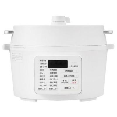 アイリスオーヤマ 圧力鍋 PC-MA4
