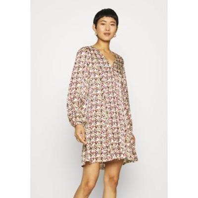 セカンド フィメール レディース ワンピース トップス DECOR DRESS - Day dress - marzipan marzipan