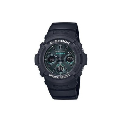 【G-SHOCK】Black and Green Series / AWG-M100SMG-1AJF (ブラック×グリーン)