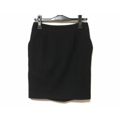 アドーア ADORE スカート サイズ38 M レディース 黒【中古】