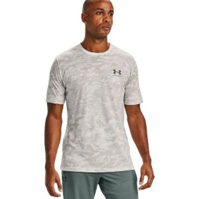アンダーアーマー メンズ Tシャツ トップス ABC Camo Short-Sleeve T-Shirt Onyx White/Brown Umber