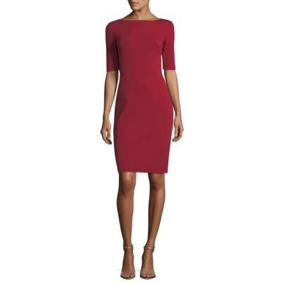 ラファイエットワンフォーエイト レディース ワンピース トップス Asymmetric-Seamed Punto Milano Sheath Dress