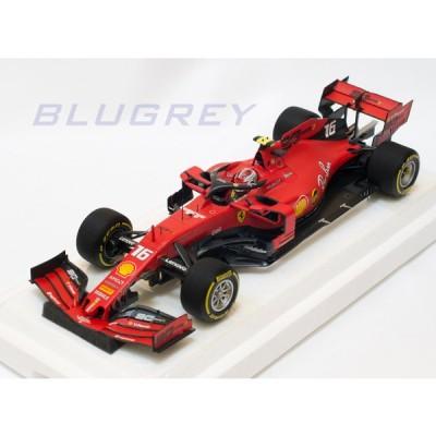 BBR MODELS 1/18 フェラーリ F1 SF90 ベルギーGP 2019 C.ルクレール 初優勝 Ferarri CHARLES LECLERC 1ST WIN BBR191826