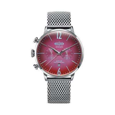 ウェルダー ムーディ WWRC404 腕時計 メンズ ユニセックス WELDER MOODY DUAL TIME 45MM