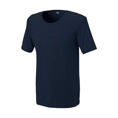 ZETT(ゼット) 少年野球 ゼロワンステージ アンダーシャツ Uネック 半袖 ライトフィットタイプ ネイビー(2900) 130 BO1840J