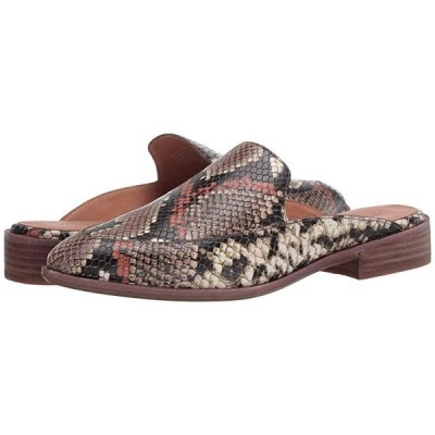 Madewell Frances Loafer Mule レディース ローファー Spiced Cider Multi
