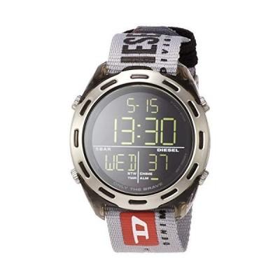 (ディーゼル) DIESEL メンズ 腕時計 デジタル DZ189400QQQ UNI A 01