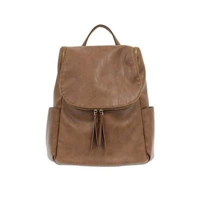 Joy Susan Women's Kerri Side Pocket Backpack, Brown, One-Size【並行輸入品】