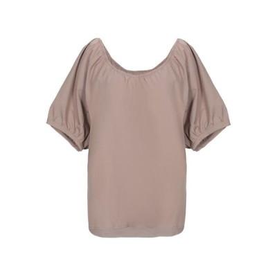 CASILDA Y JIMENA ブラウス ファッション  レディースファッション  トップス  シャツ、ブラウス  長袖 パステルピンク