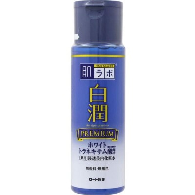 ロート製薬 肌ラボ 白潤プレミアム 薬用浸透美白化粧水 170ml