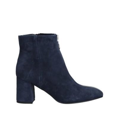 REBECCA MINKOFF ショートブーツ ファッション  レディースファッション  レディースシューズ  ブーツ  その他ブーツ ダークブルー