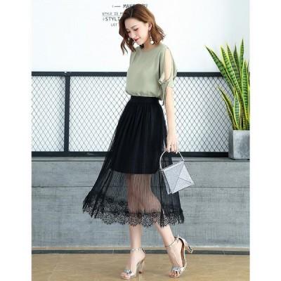 ロングスカート レディース スカート おしゃれ ロング丈 かわいい花柄 ヒップスカート wl07