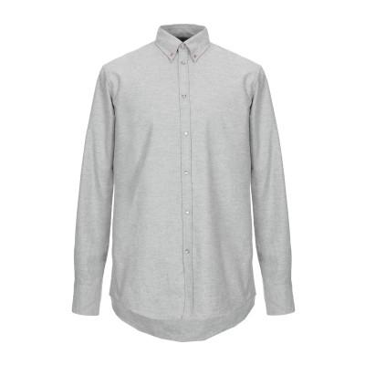 ディースクエアード DSQUARED2 シャツ ライトグレー 48 コットン 100% シャツ