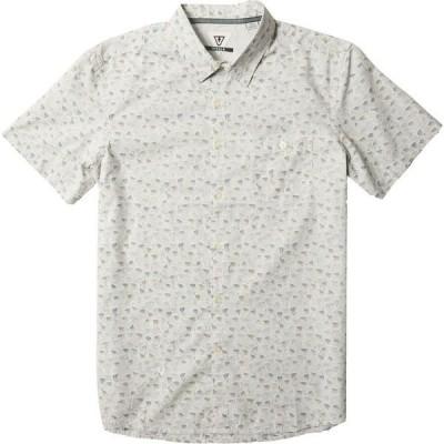 ヴィスラ メンズ シャツ トップス Pono Eco Short-Sleeve Shirt