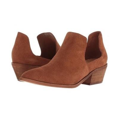 Chinese Laundry チャイニーズランドリー レディース 女性用 シューズ 靴 ブーツ アンクル ショートブーツ Focus Bootie - Rust Split Suede