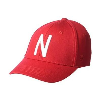 Top of the World ネブラスカコーンハスカーズ メンズ ワンフィット メモリーフィット 帽子 セカンダリー チームカラー アイコン 帽子