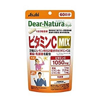 ディアナチュラスタイル ビタミンC MIX 120粒 (60日分)