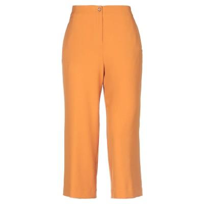OTTOD'AME パンツ オレンジ 38 ポリエステル 97% / ポリウレタン 3% パンツ