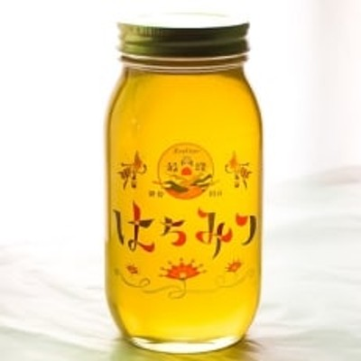 [最高蜂]高知県香美市産天然はちみつ 1kg