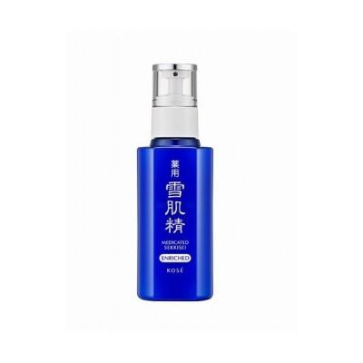 コーセー 薬用 雪肌精 乳液 エンリッチ140mL(しっとり)