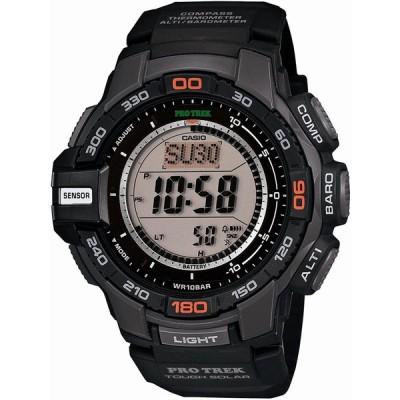 [カシオ] 腕時計 プロトレック ソーラー PRG-270-1JF ブラック
