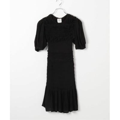 レディース オリエンス ジャーナルスタンダード 【TACH / タッチ】MARGA Dress ブラック XS