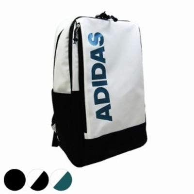 【送料無料】ADIDAS(アディダス)バックパック  (スクエア リュック 2気室 2ルーム B4 A4対応 通学 1-2泊 30L)  62793