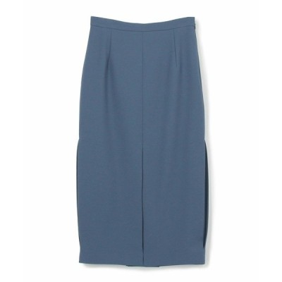 スカート ESTNATION / カルゼボックスプリーツスカート