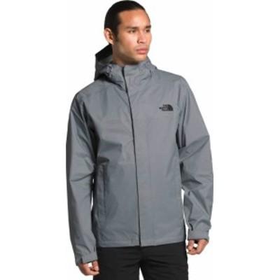 ノースフェイス メンズ ジャケット・ブルゾン アウター Venture 2 Jacket Mid Grey/Mid Grey/TNF Black