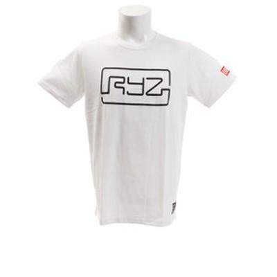 Tシャツ 半袖 RYZ 869R9CD6315 WHT オンライン価格