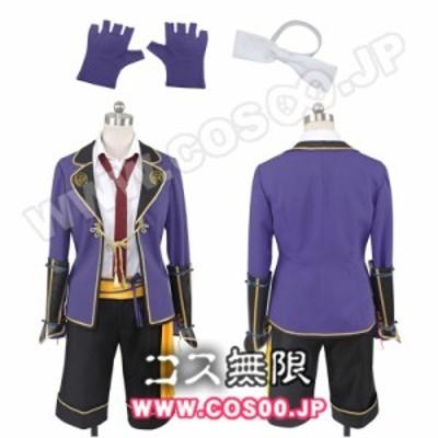 刀剣乱舞-ONLINE-◆不動行光◆コスプレ衣装 +腕カバー+手袋+ストッキング+髪飾り
