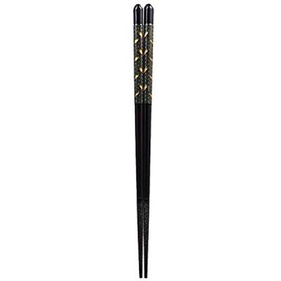 一双 箸 塗箸 荘園 食洗機対応 23cm