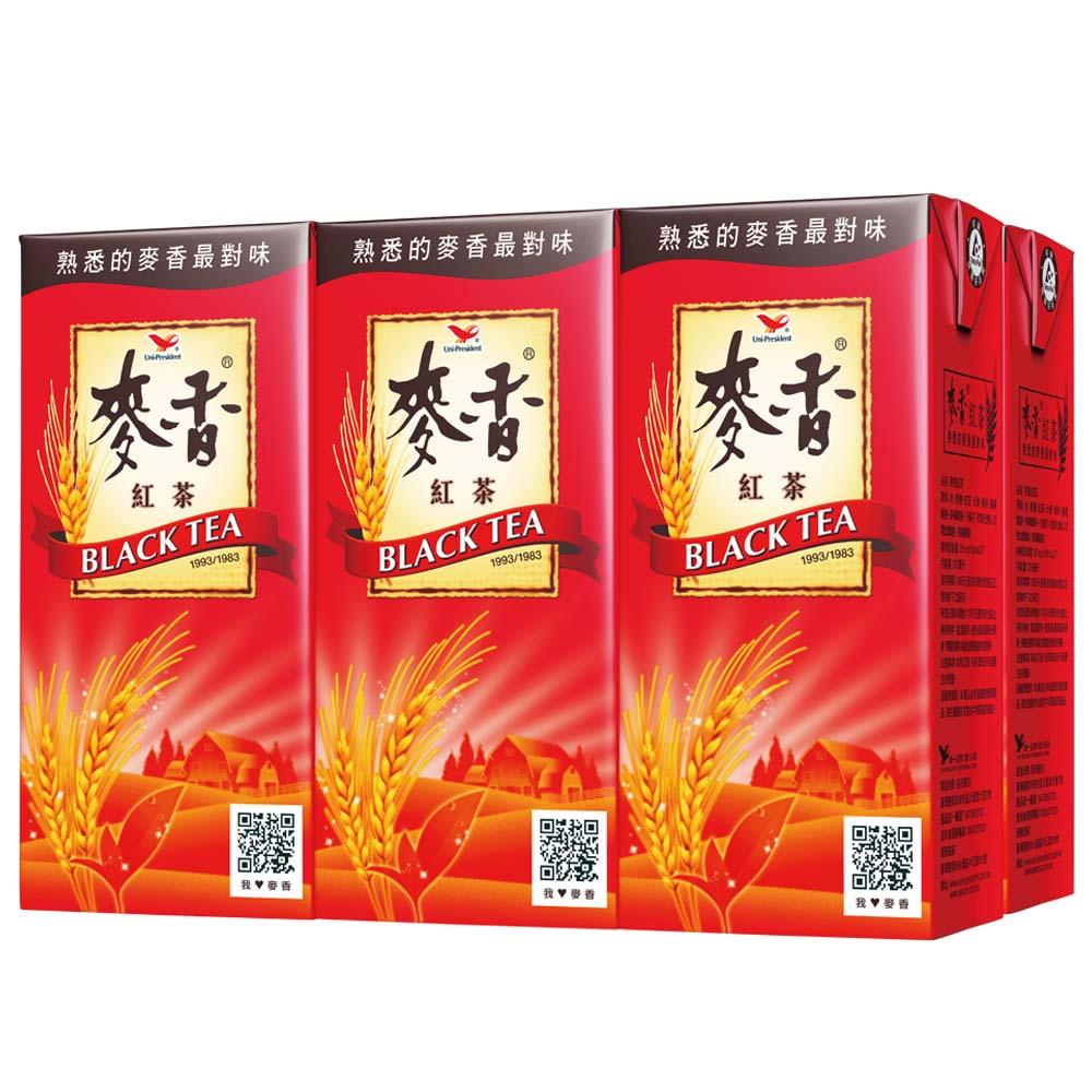 麥香紅茶 TP375ml(六入)
