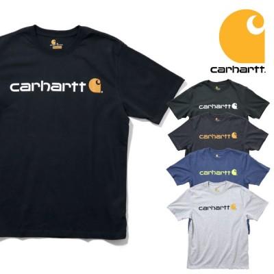 『CARHARTT/カーハート』crhtt-k195 PRINT LOGO TEE SHIRTS -Original Fit- / プリントロゴ半袖Teeシャツ -全5色
