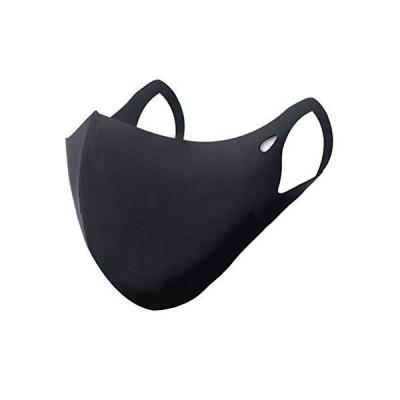 [ ブレーブ ] ATB原糸使用 マスク UVカット 抗菌機能 吸汗速乾 通気性 伸縮性 柔らか素材 3D 立体構造 乾きやすく 手洗い後