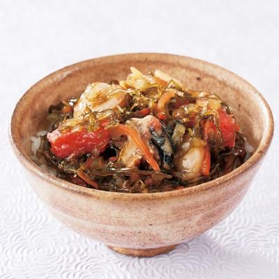 【北海道函館市】誉食品 ぶっかけ海鮮丼わさび風味セット