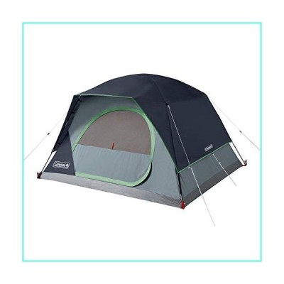 Coleman 4-Person Skydome Camping Tent, Blue並行輸入品