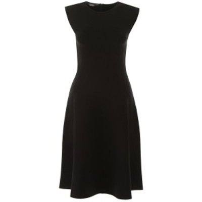 STELLA MCCARTNEY/ステラ マッカートニー ドレス BLACK Stella mccartney midi dress レディース 春夏2020 600082 S2076 ik