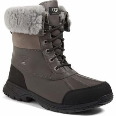 アグ UGG メンズ ブーツ シューズ・靴 Butte Waterproof Boot Metal