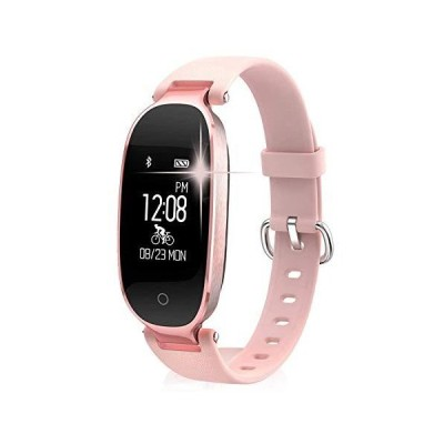 Fitness Tracker for Women,INorton Bluetooth Smart Watch with Heart Rate Monitor, Waterproof Activity Tracker Sleep Monitor Calorie Counter G