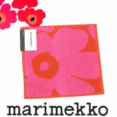 マリメッコ Marimekko タオル ハンカチ ミニタオル 花柄 ハンドタオル 北欧 新作 新品 正規品