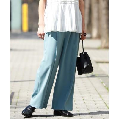 BEAMS WOMEN / Ray BEAMS / TR カラー ワイドパンツ WOMEN パンツ > スラックス