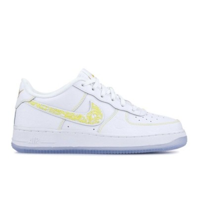 ナイキ NIKE エア フォース Air Force 1 LV8 GS City Pride Atlanta THE DIRTY BV4341-100 ローカット White
